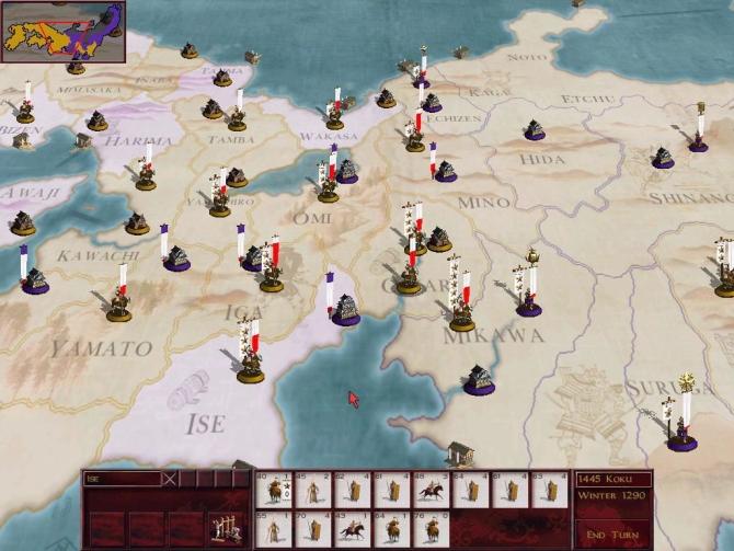 Shogun Total War Warlord Edition1