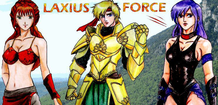Laxius Force III – The Last Stand