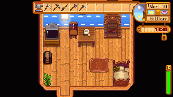 Grind And Loathing In Stardew Valley Smtg